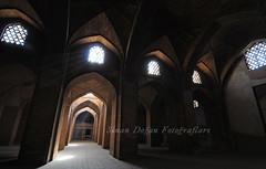 Jameh Mosque - İsfahan (Sinan Doğan) Tags: iran ıran isfahan esfahan jamehmosque jamemosque isfahancumacamii mosque cami nikon iranian persian ایران iranphotos عکس
