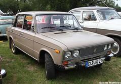 Lada Box (Schwanzus_Longus) Tags: car factory german germany lada russian small soviet taiga vehicle winch offroad fahrzeug auto bockhorn 1300sl 1300 sl sedan saloon nova