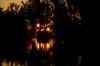 Atardecer Naranja (Guille Barbat) Tags: sunset uruguay arte atardeceres naranja atardece tacuarembo waterreflexes lagunadelaslavanderas