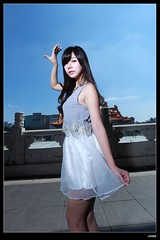 nEO_IMG__MG_9857 (c0466art) Tags: light portrait cute beautiful female canon model eyes asia long legs sweet outdoor good large taiwan lips showgirl figure lovely pure  1dx c0466art