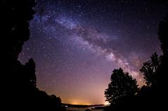 Stars over Lake Pepin, MN (rphelan) Tags: minnesota mississippi stars lakecity lakepepin