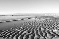 BW version Fanore beach (orla99913) Tags: wildatlanticway beach strand countyclare ireland