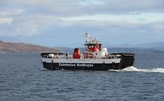 CalMac's MV Loch Tarbert