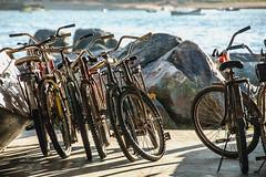 my favorite... (@petra (away)) Tags: petra seaside bikes fishermen ofgonesummertimes 2008 favorite nikon outdoors light shadows