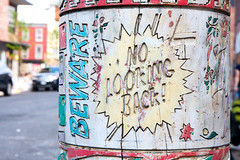 No Looking Back (gsz) Tags: nyc newyorkcity faile guesswherenyc nycunguessed gwnyc