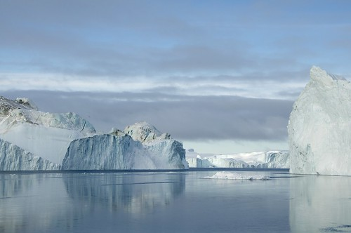 Icebergs, Greenland (Explored)