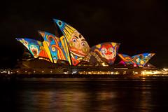 Vivid Sydney 2013 (Kokkai Ng) Tags: night sydney vivid australia illuminated newsouthwales colourful psychedelic operahouse sydneyoperahouse vividsydney