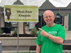 Hooley 2013 West Park Kiwanis Booth (West Park Wizard) Tags: outlaw hooley kcdc 2013 kamms