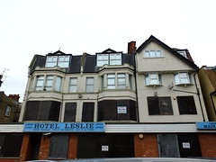 The Hotel is Closed (failing_angel) Tags: hotel kent margate 120513 hotelleslie