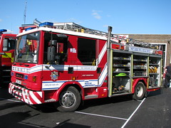 West Sussex Fire and Rescue Service (Danny's Emergency) Tags: uk england rescue west truck fire sussex south engine police surrey ambulance east lifeboat service emergency horsham brigade 999 crawley reigate