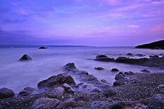 Twilight Anadolu Feneri (NATIONAL SUGRAPHIC) Tags: sea seascape rock clouds landscape seaside sand istanbul deniz bulutlar kaya kum beykoz anadolufeneri sugraphic