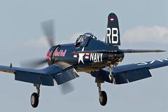 Vought Corsair OE-EAS (MUSTANG_P51) Tags: duxford corsair redbull vought flyinglegends oeeas