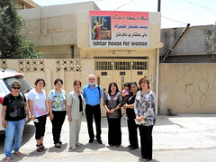 "Eine Frauen Organisation in Kirkuk ""Ishtar House"" • <a style=""font-size:0.8em;"" href=""http://www.flickr.com/photos/65713616@N03/9309173738/"" target=""_blank"">View on Flickr</a>"