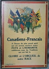 Canadiens-Francais (Will S.) Tags: mypics ottawa ontario canada canadianwarmuseum propaganda worldwarone ww1 wwi
