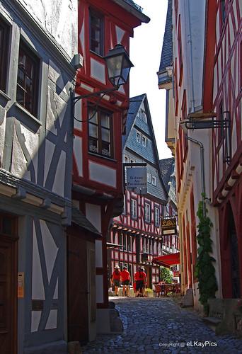 Altstadt in Limburg