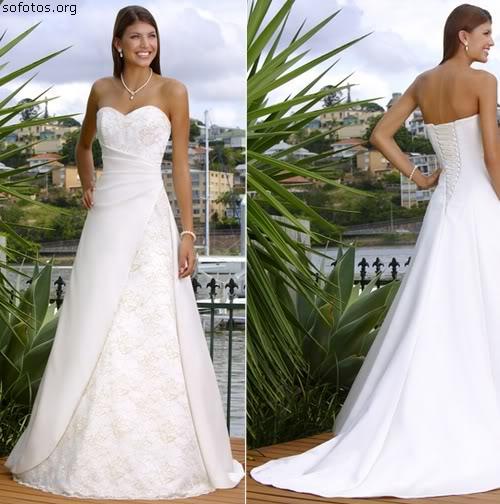 Fotos vestidos de noiva