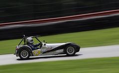 #07 Lotus Super 7 (rickstratman26) Tags: ohio car race racecar canon vintage silver lotus grand super prix mid 07 2013 60d
