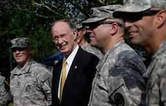 08-08-13 Gov. Bentley Announces Wallace Center will be Transferred to the Alabama National Guard
