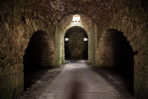 Borgholms slott - Interior