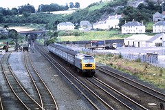 78 340 280878 Perth 47270 (The KDH archive) Tags: railway perth 1978 class47 47270 d1971