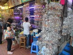Goldfish Market, Mongkok, Hong Kong (travelourplanet.com) Tags: hongkong kowloon goldfishmarket mongkok