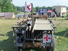 "Willys MB Ambulance Jeep (5) • <a style=""font-size:0.8em;"" href=""http://www.flickr.com/photos/81723459@N04/9850973635/"" target=""_blank"">View on Flickr</a>"