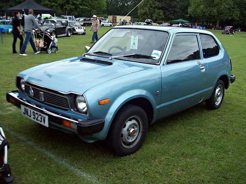 175 Honda Civic 3 door Hatch (1st Generation) (1979)