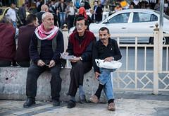 Downtown Amman - Jordan (hala_alarmouti) Tags: travel friends men downtown amman middleeast jordan arab