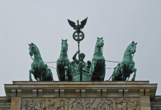 Detail Brandenburger Tor-
