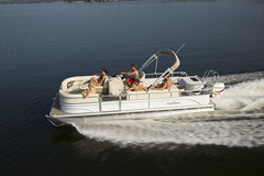 SunChaser Classic 8522 Entertainer Pontoon Boat (thebestboatbrands) Tags: cruise pontoon 2014 2015 sunchaser 8522entertainer