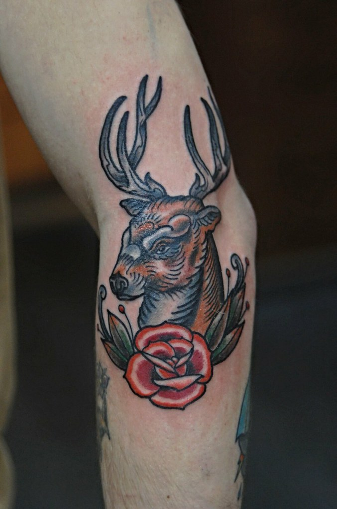 The world 39 s best photos of oldschool and siberia flickr for Tattoos on old skin