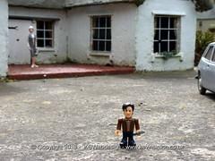 The Doctor at Bondville Model Village
