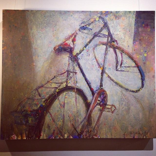 Jose Gomez • Inauguración de Arabica + Dédalo Larcomar #arteenlima #artinlima #art #arte #pintorperuano #artistaperuano #peruvianpainter #peruvianartist #artista #artist #pintura #painting