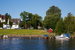 Along_The_River 3.8, Fredrikstad, Norway (Knut-Arve Simonsen) Tags: norway river norge town norden norwegen noruega scandinavia norvegia oslofjorden stfold fredrikstad norvge glomma         sydnorge
