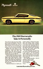1969 Plymouth Barracuda (Rickster G) Tags: hardtop 1969 car ads 1974 1971 flyer 60s muscle plymouth literature 1966 transit 1967 shaker 70s belvedere 1970 1968 hemi mopar sales 1972 brochure rapid formulas coupe barracuda 440 1973 fury rallye compact 1964 1965 340 426 fastback 383 4406 hemicuda sixbarrel scatpack