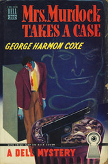 Dell Books 202 - George Harmon Coxe - Mrs. Murdock Takes a Case (swallace99) Tags: mystery vintage paperback dell murder smokinggun