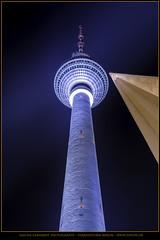 Fernsehturm Berlin (Sascha Gebhardt Photography) Tags: berlin alex nikon weihnachtsmarkt fernsehturm nikkor d800 lightroom 2470mm
