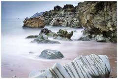 _40Q2267 (insalcombe) Tags: longexposure sea water rock waves sescape