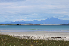 View across Gott, Isle of Tiree - Brian Thomson