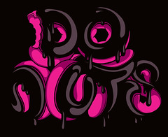 donuts type (Lucky Dubz) Tags: illustration typography design graphicdesign graphic letters donuts lucky type lettering script custom handwritten handlettering typographic dubz typographi goodtype luckydubz customlettering illustratedtype typographyinspired typeverything thedailytype typedaily calligritype typographyjournalsubmission typespire typearound
