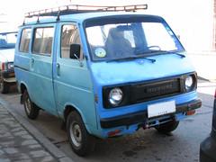 Suzuki Carry ST-90 1979 (RL GNZLZ) Tags: suzuki minivan st90 suzukicarry suzukivan
