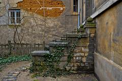 Lyon (elena's nice pics) Tags: winter france architecture stairs nikon lyon oldtown oldhouses vieuxlyon архитектура rhônealpes d3200 франция лион