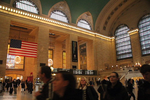 Main concourse, Grand Central