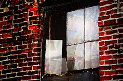 Light--Broken Window (PAJ880) Tags: windows light ma chelsea factory crumbling