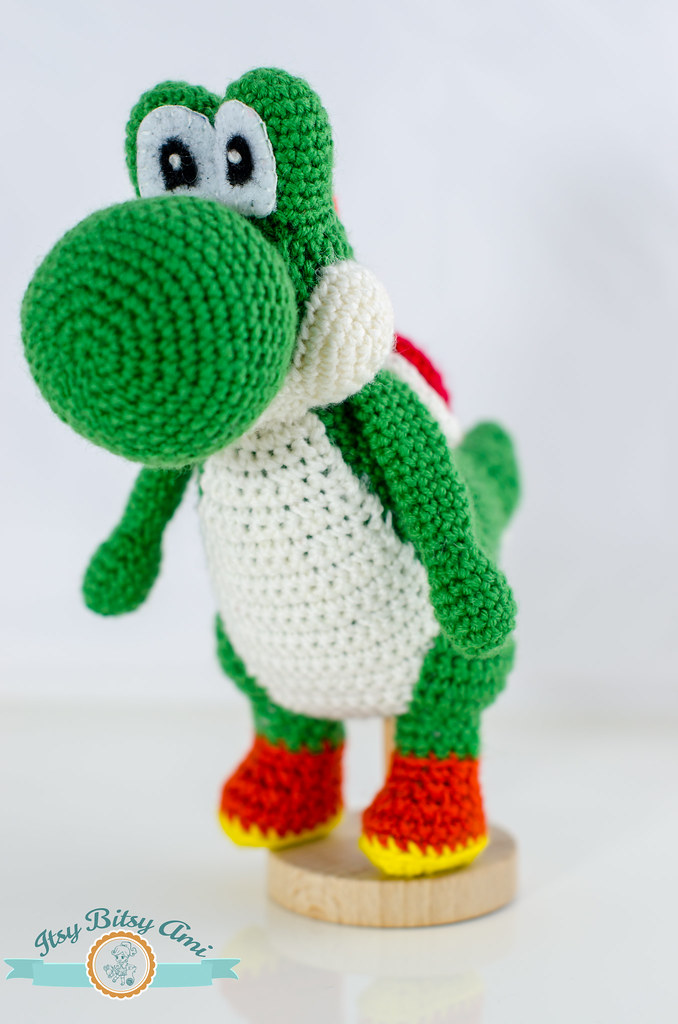 Amigurumi Nintendo :