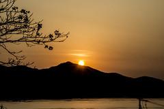 Sunset (Johnnie Shene Photography(Thanks, 2Million+ Views)) Tags: new sunset sun macro set canon lens island eos rebel 1 islands dc kiss jan year january sigma sunsets luna setting 1770 31 lunar t3i x5 2014 ganghwado ganghwa 31th 284 600d 1770mm f284