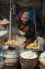 The Dumpling Vendor (sakthi vinodhini