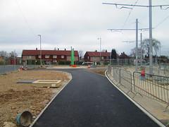 IMG_2908 (Richardio123) Tags: manchester airport construction tram rail metrolink m5000