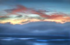 Billowing Fog, Sea Ranch, California (Paul Kozal) Tags: ocean california ranch sunset sea sun seascape abstract art beach nature water coast nikon scenery surf waves pacific tide wave pacificocean coastal searanch slowshutter paulkozal paulkozal
