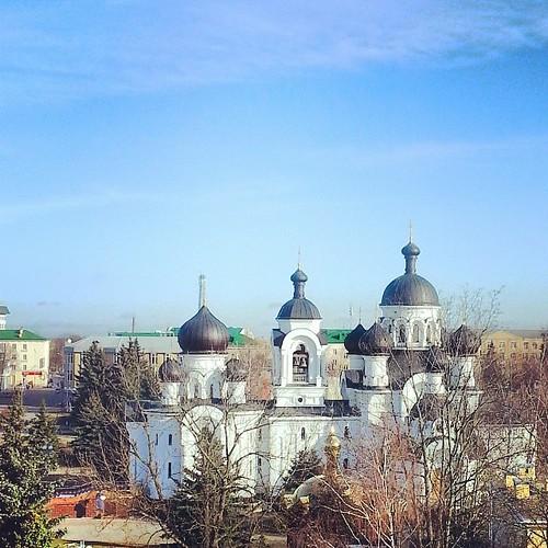 Весна в Барановичах